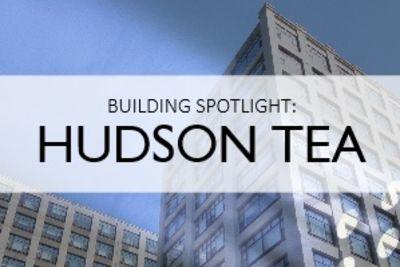 Building Spotlight: Hudson Tea HOBOKEN