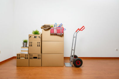 Tips to make downsizing later in life easier