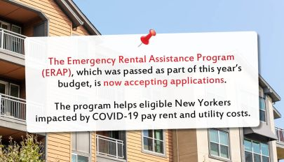 NYS Emergency Rental Assistance Program