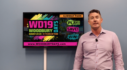 Woodbury Weekly Update for August 19th, 2019.