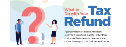 What to Do with Your Tax Refund