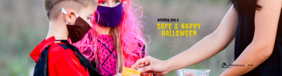 Our Top 10 Tips for a Safe & Happy Halloween in 2020