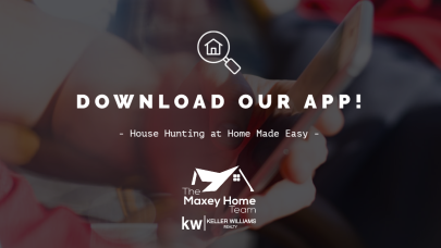 House Hunting at Home Made Easy – Download our app!