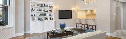 Virtual Staging: Before and After