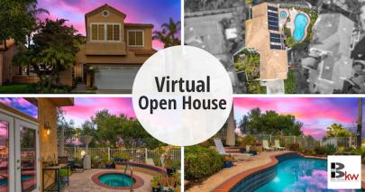 Virtual Open House 17843 Weaving Lane, San Diego 92127