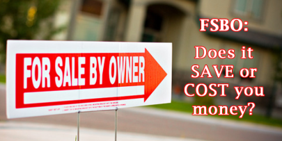 Does FSBO REALLY Save Money?