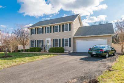 Fine Country Living- New Home for Sale!