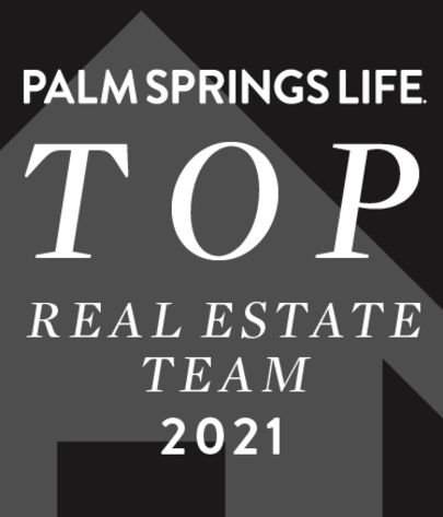 Top Real Estate Team Two Years in a Row!