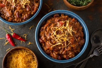 Who Wants Some Chili?!
