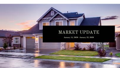 Market Update: January 1.15 – 1.22