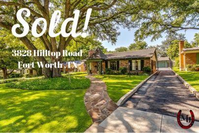 3828 Hilltop Road, Fort Worth, Texas 76109