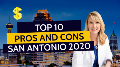 Top 10 Pros and Cons Living in San Antonio 2020