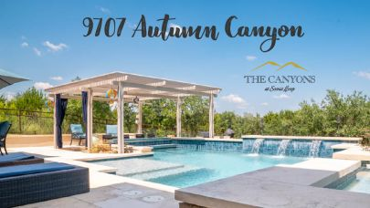 Luxury Home Tour | 9707 Autumn Canyon | The Canyons at Scenic Loop