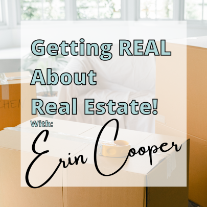 Getting REAL About Real Estate: Moving My Stuff
