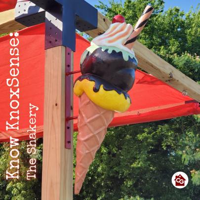 Know KnoxSense: The Shakery