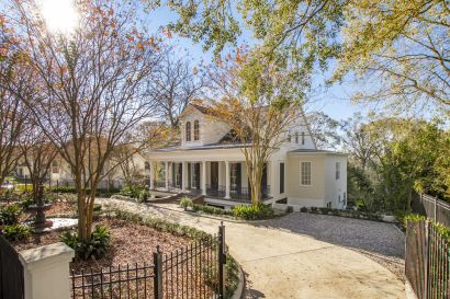Luxury Greek Revival on Highland Road