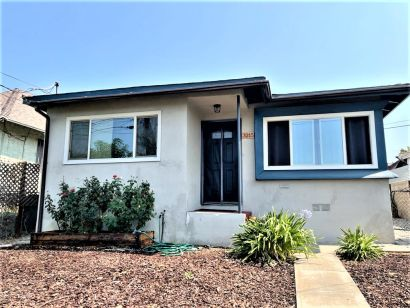 JUST LISTED   3 Beds + 2 Baths Recently-Remodeled Boyle Heights R2-Zoned