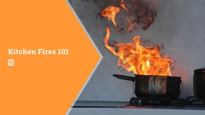 Kitchen Fires 101