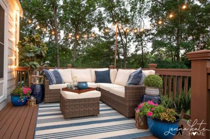 Take It Outside: 3 Tips To Stage Your Backyard, Porch, or Deck