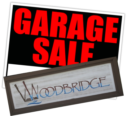 Spring 2021 Woodbridge Community Wide Garage Sale