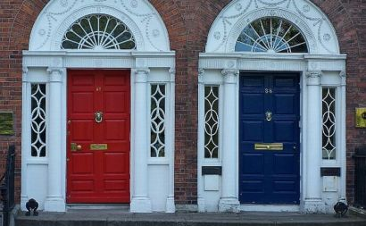 7 Paint Colors, 7 Reasons To Redo Your Front Door