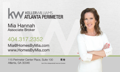 My April eNewsletter: Atlanta's Spring Market