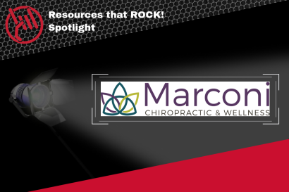 Resources that ROCK! Spotlight – Marconi Chiropractic and Wellness