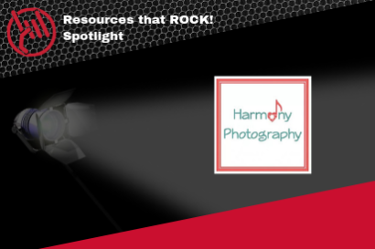 Resources that ROCK! Spotlight – Harmony Photography