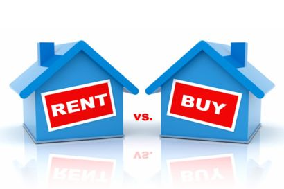 Is It Better To Rent Than To Buy To Maintain My Location?