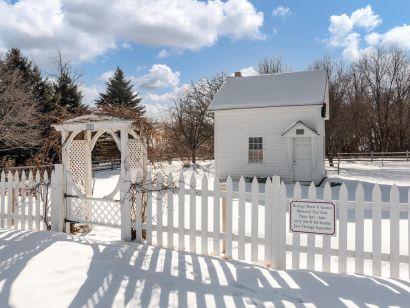Marsh Creek Park and Woodbury Heritage House & Garden