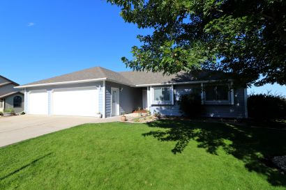Large Home with Large Lot!