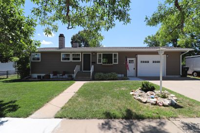 Wonderfully Maintained Home