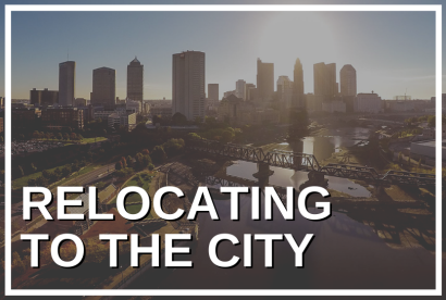 Relocating to the Big City