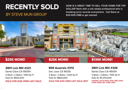 Setting Record Prices where our sellers live