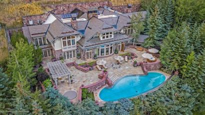Luxury real estate market booms as affluents head to suburbia