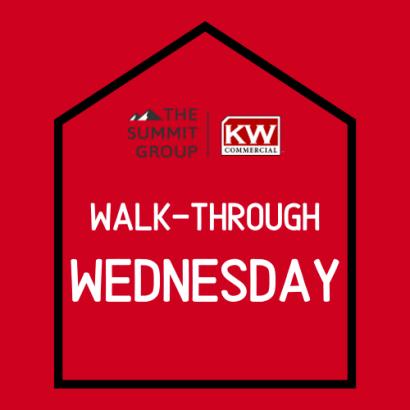 WALK THROUGH WED – PRIME Retail & Warehouse in Saint Paul!