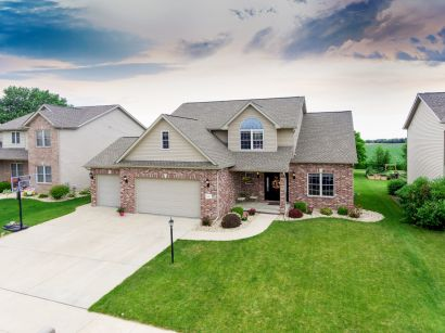 10847 N. Glenfield Drive, Dunlap – Trail View Estates!