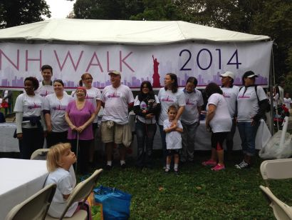 Erin's Walk for PNH