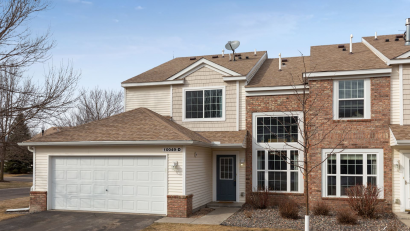 Two-Bedroom Townhome Now For Sale in Blaine MN