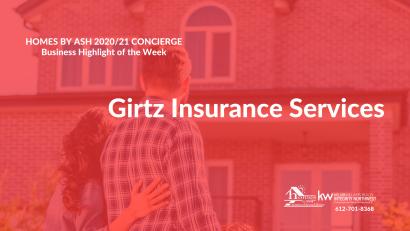 Concierge Business Highlight of the Week – Girtz Insurance