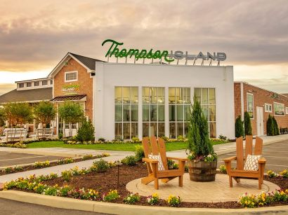 Featured Restaurant: Thompson Island Brewing Company