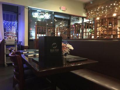 Featured Restaurant: Blue Fish