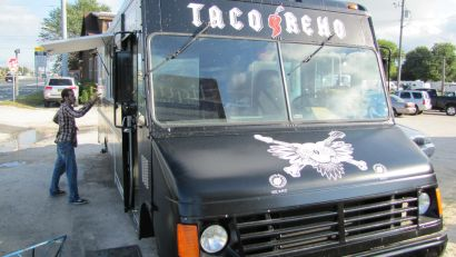 Featured Restaurant: Taco Reho