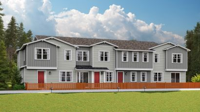 Brand New Townhomes Are Coming To Tehaleh!