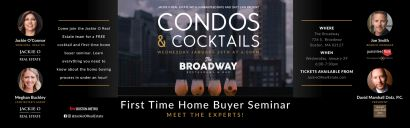 Condos and Cocktails