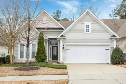 Active Adult Living in the Carolina Preserve!