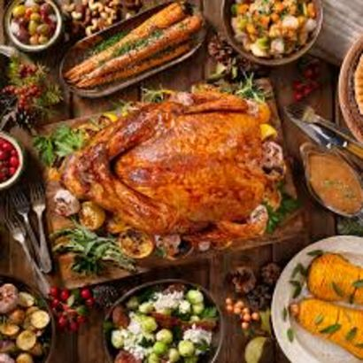 Thanksgiving 3 TOP 10's!!  Eat, Drink and be Merry!