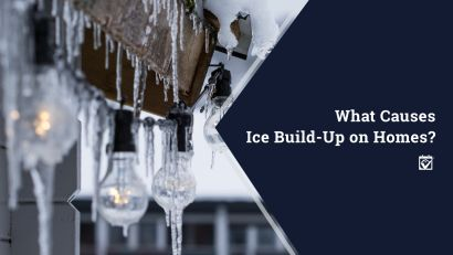 Preventing Ice Build Up on Your Home