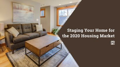 Staging Your Home for the 2020 Spring Market