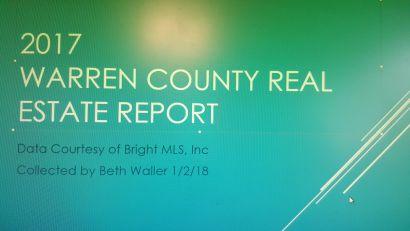 Warren County, VA Real Estate Market Recap 2017